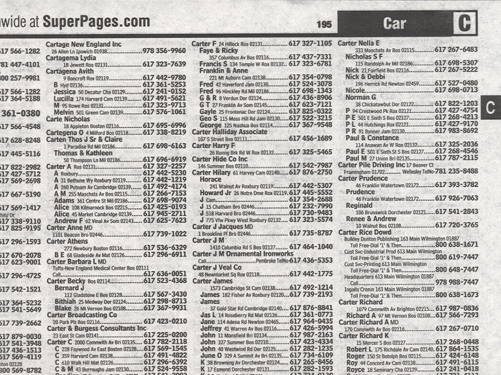 parking system company listing pdf